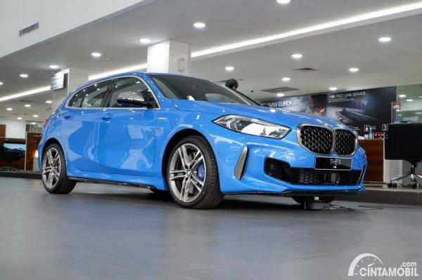 Foto kesimpulan review BMW M135i xDrive 2020