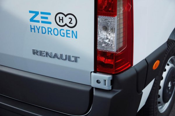 Gambar menunjukan Mobil hidrogen