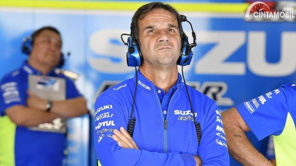 Bos baru Alpine F1, Davide Brivio
