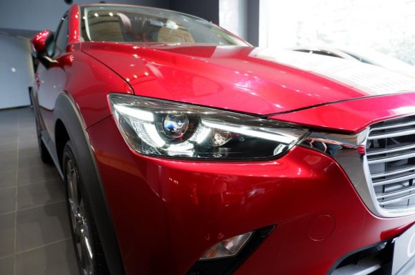Foto headlamp Mazda CX-3 PRO 2020