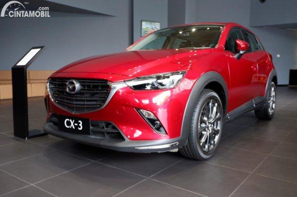 Foto kesimpulan review Mazda CX-3 PRO 2020