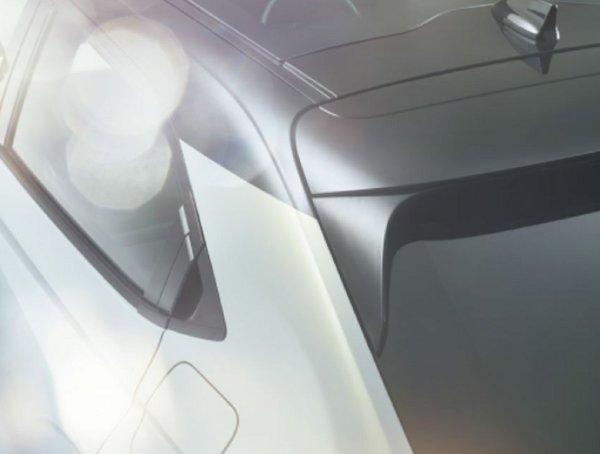 Gambar menunjukan Eksterior belakang HR-V 2021