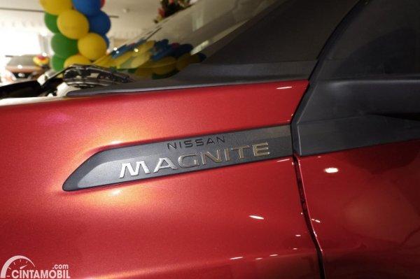 Foto emboss MAGNITE di Nissan Magnite Premium CVT 2020