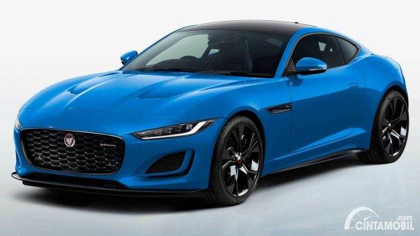 Jaguar F-Type Reims Edition Blue