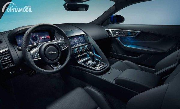 Jaguar F-Type Reims Edition Interior