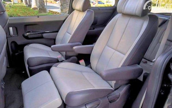 Jok Mobil Captain Seat