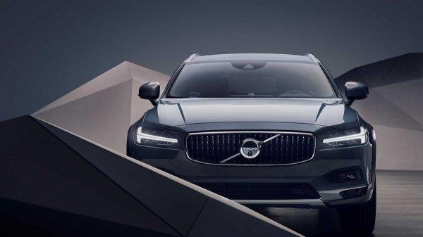 Gambar menunjukan Mobil Volvo