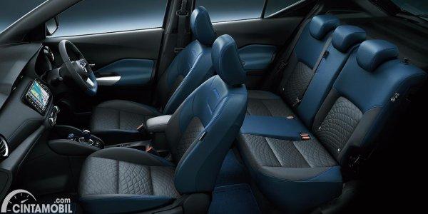 Nissan Kicks Autech Interior