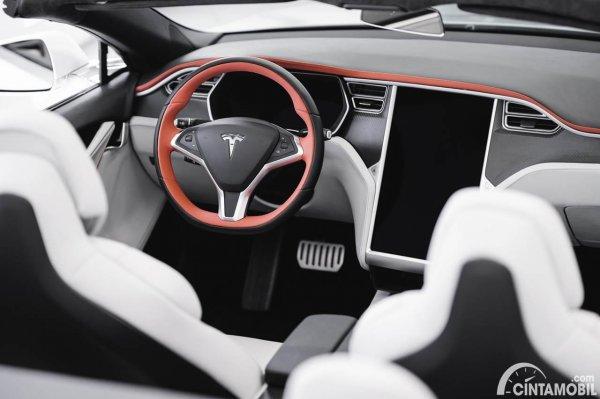 Tesla Model S ARES Design Interior
