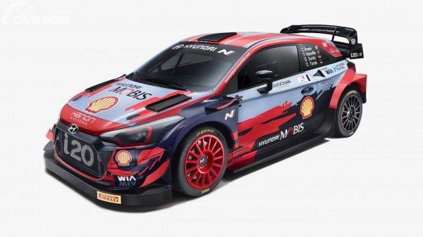 Hyundai i20 WRC 2021