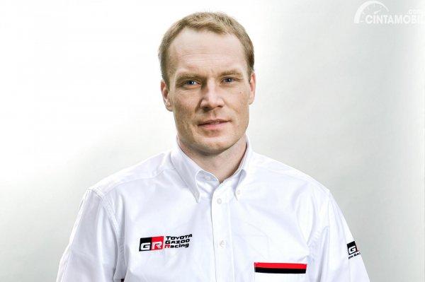Team Principal Toyota WRC baru, Jari-Matti Latvala