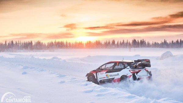 Rally Arctic, Kalle Rovanpera, Toyota Gazoo Racing