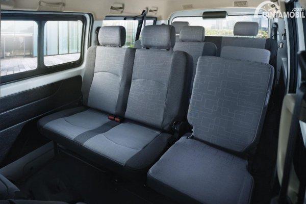 Foto interior DFSK Gelora Minibus