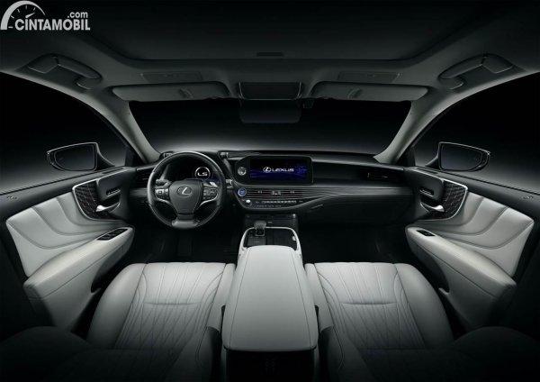 Lexus LS 2021 Interior