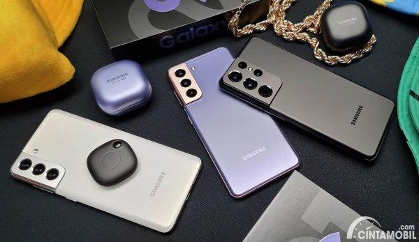Samsung Galaxy S21 Terbaru