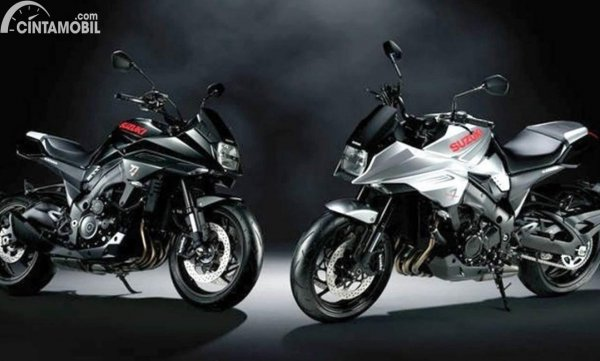 Suzuki Katana 125 dan 150