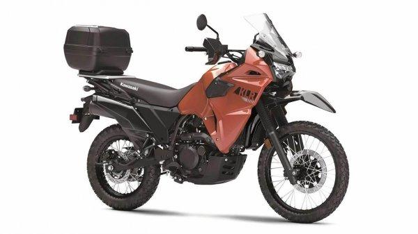 Kawasaki KLR650 2022 ABS