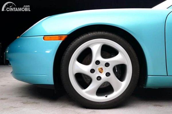 Porsche 996 Carrera Velg