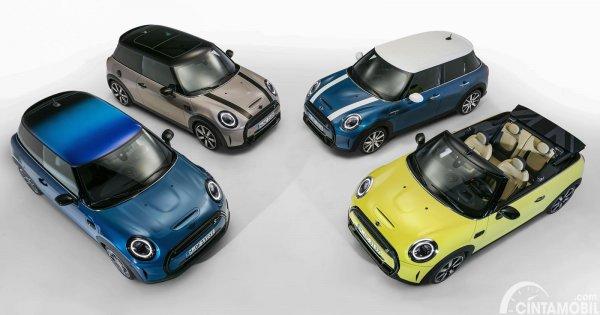 Line-up MINI Cooper 2021