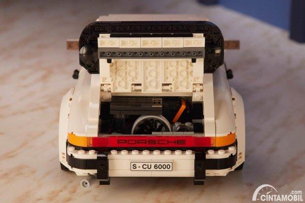 LEGO Porsche 911 Turbo klasik