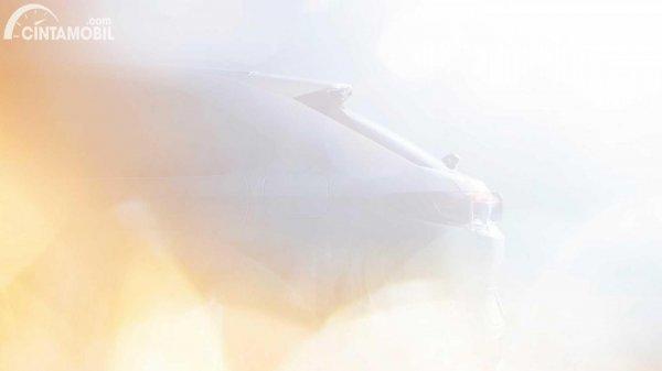 Teaser Honda HR-V 2021