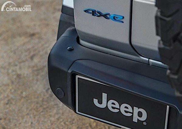 Jeep 4xe hybrid