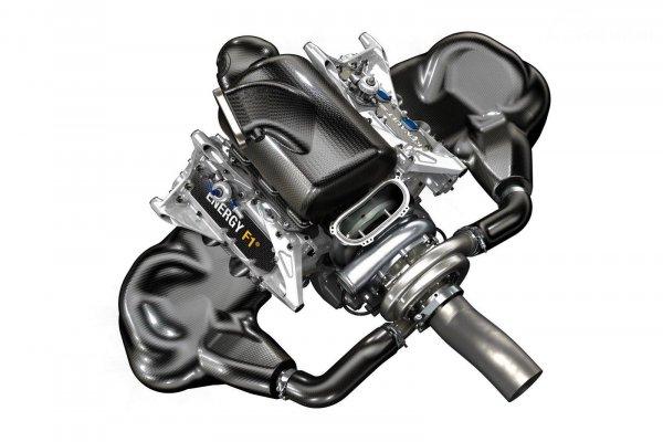 Mesin turbo hybrid yang dipakai F1 saat ini