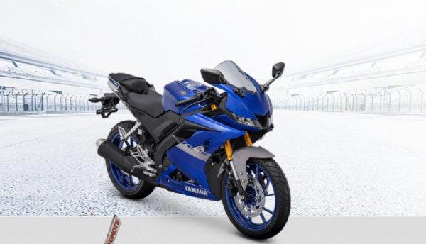 Gambar  menunjukan Motor Yamaha