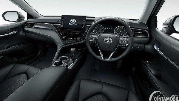 Desain interior Toyota Camry 2021