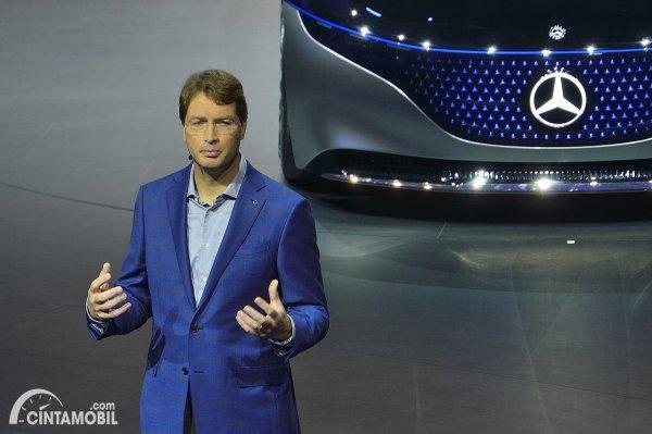 Ketua Dewan Pengawas Daimler Ola Källenius