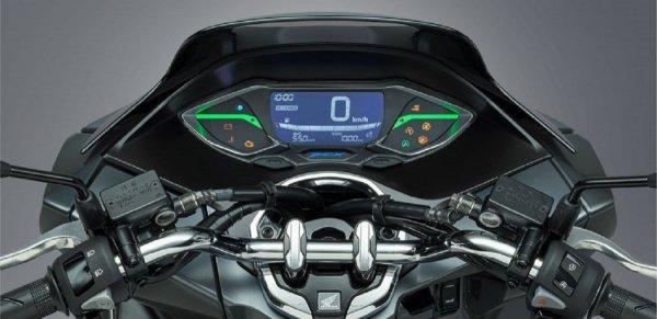 Gambar menunjukan Honda PCX 160