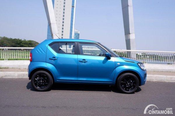Gambar menunjukan Suzuki Ignis
