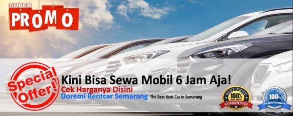 Gambar banner promo Doremi Rentcar Semarang
