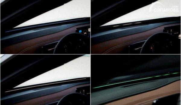 berbagai fungsi pada lampu Volkswagen ID.4