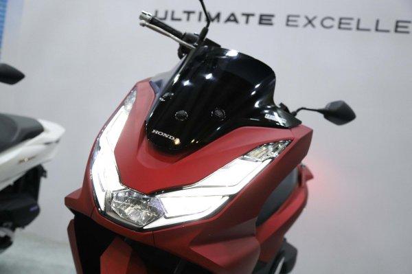 Gambar menunjukan Honda PCX