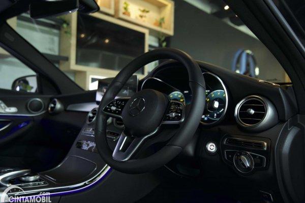Foto interior Mercedes-Benz C200 AMG Line Final Edition 2021