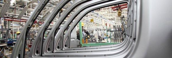 Produksi mobil Toyota