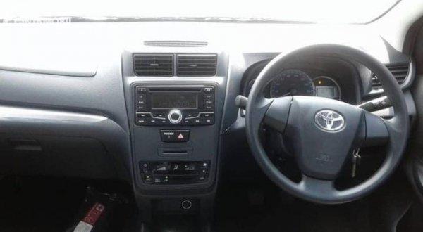 Gambar layout dashboard Toyota Avanza Transmover 2020