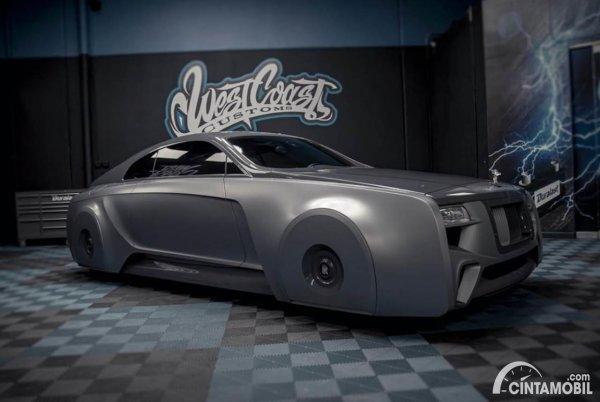 Justin Bieber Rolls Royce West Coast Customs
