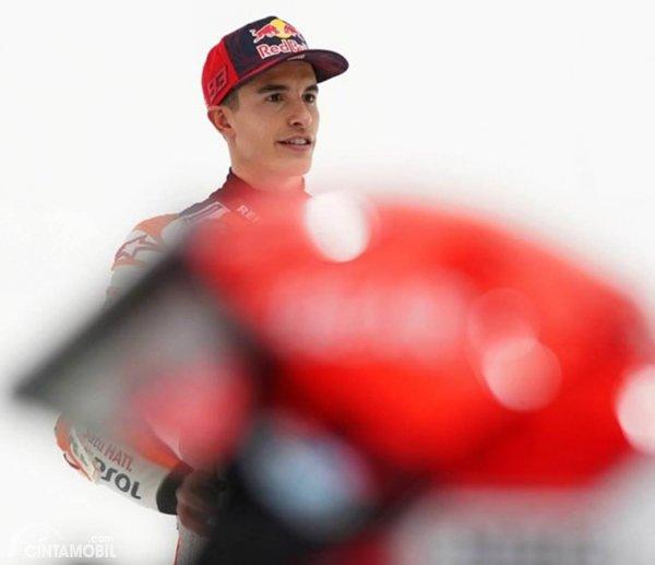 Marc Marquez Teaser Repsol Honda MotoGP 2021