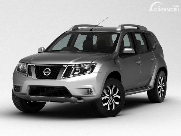 Gambar Nissan Terrano 2013