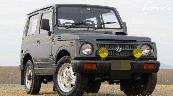 Modifikasi Suzuki Katana Jimny