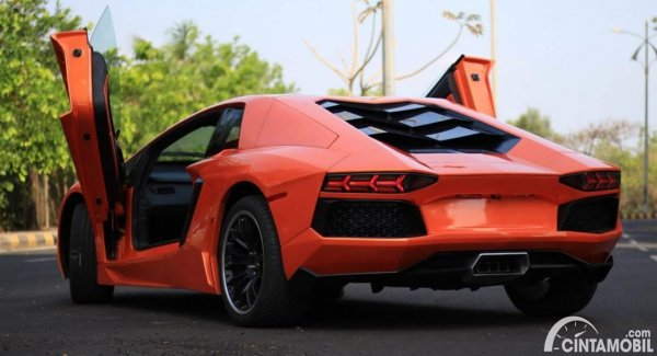 Bengkel Modifikasi Lamborghini Bandung