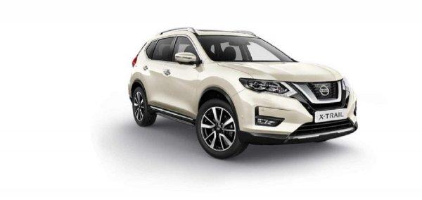 Gambar menunjukan Nissan X-trail