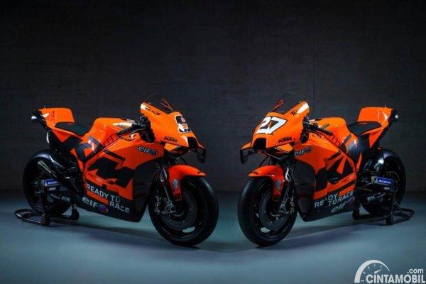 KTM Tech3 MotoGP 2021