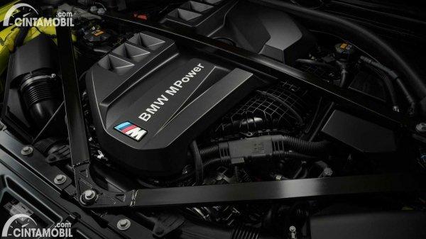 Mesin BMW M4 G82