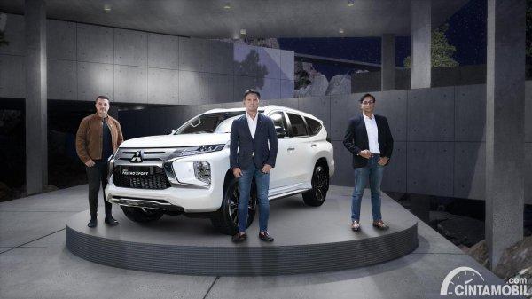 Foto launching New Mitsubishi Pajero Sport 2021