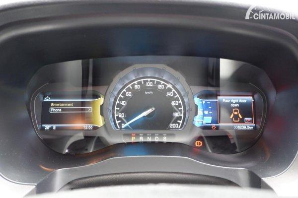 Foto panel instrumen Ford Ranger 2.2 XLT 2021