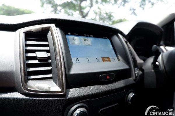 Foto MySync di Ford Ranger 2.2 XLT 2021