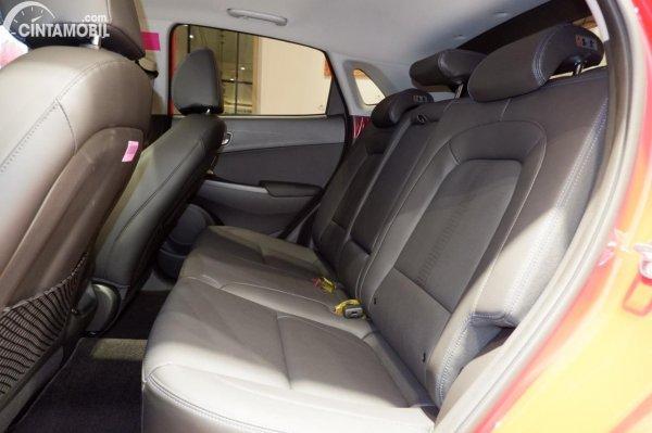 Foto kursi belakang Hyundai KONA Electric Facelift 2021